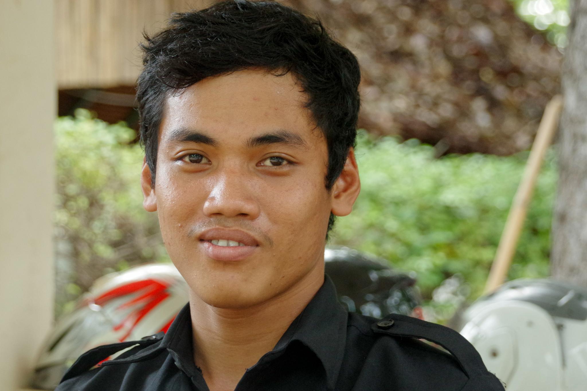 cambodia men